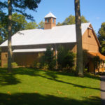 Macknight Architects - Greenbrier, Summit Activities Barn 01 - photo by Squire Fox