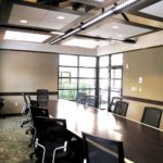 Macknight Architects Hueber-Breuer, Conference Room After