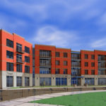 MacknightArchitects-JeffersonClintonCommons-ExteriorRendering