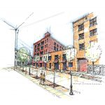 Macknight Architects - Lofton - Perspective