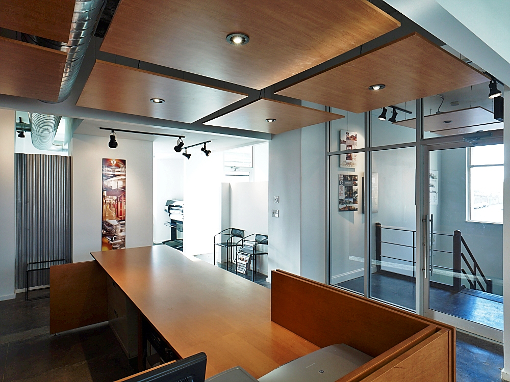 Macknight Architects - Macknight Offices - Downtown Syracuse, New York