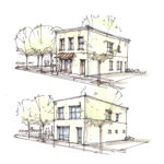 Macknight Architects - NWS Artist, live / work studio study