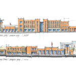 Macknight Architects - Seminary Commons, Elevations