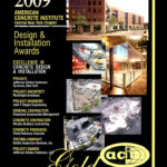 2009 – ACICNY, Excellence in Concrete Design and Installation – Jefferson Clinton Commons
